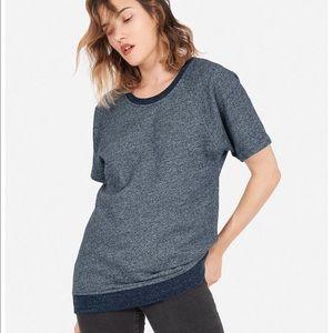 Everlane Tops - Everlane tunic sweatshirt