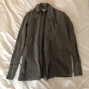 LOFT Sweaters - LOFT open knit chunky cardigan