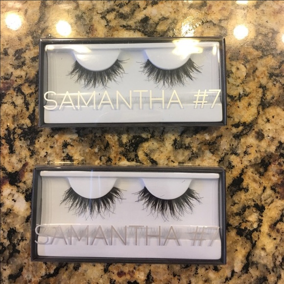 1a7b013362e Sephora Makeup | Price Drop 2 New Huda Beauty Lashes Samantha | Poshmark