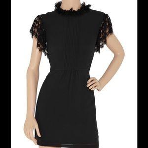 Twenty8Twelve Dresses & Skirts - Twenty8Twelve black lace embellished dress