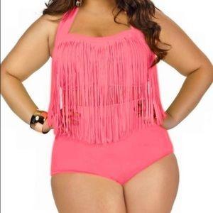 Other - Plus size swim suit
