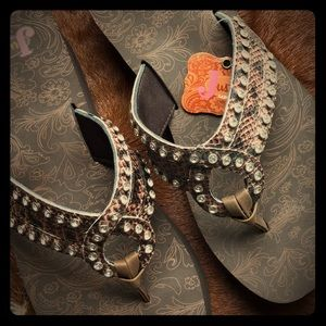 """Justin Boots Shoes - Justin """"Riley"""" Sandal"""