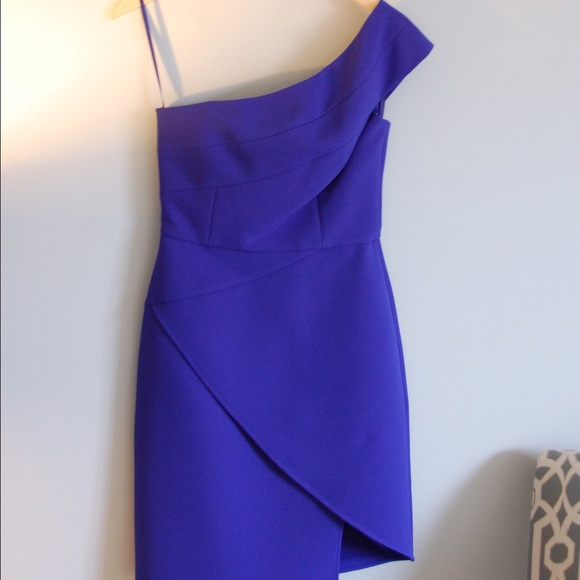 1b31a02ae02 BCBGMaxAzria Dresses & Skirts - BCBGMAXAZRIA - Aryanna One- Shoulder Dress