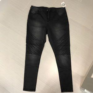 Fashion to Figure Denim - Gray Motto Jeans