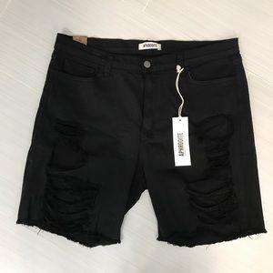 Fashion Nova Pants - Distressed shorts