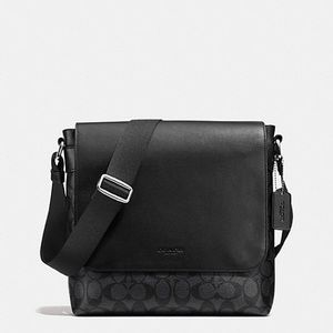 Charles Small Messenger In Signature