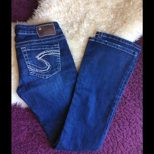 Silver Jeans Denim - Buckle Silver Jeans Tuesday bootcut 27x33