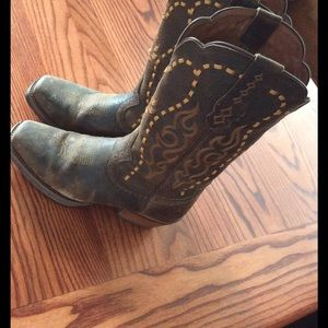 Justin Boots Shoes - Justin Women's Boots 7.5