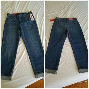 SPANX Denim - NWT 💝💝 SPANX 💝💝 Slim - X casual cuffed jeans