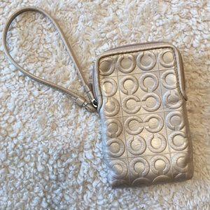 Coach Handbags - Coach Phone/Wristlet