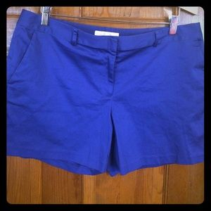 EUC, wore once, MK shorts, very cute, pockets