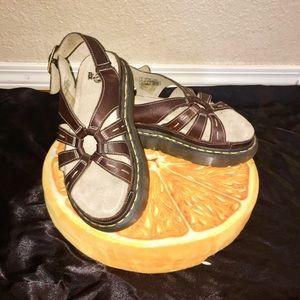 Dr. Martens Shoes - Dr. Martens Sandals Like New 🍓