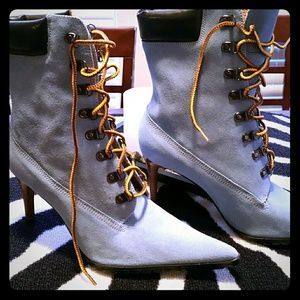 N.Y.L.A. Shoes - Ankle Boots