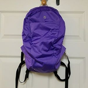 lululemon athletica Handbags - Power Purple Run From Work Backpack II