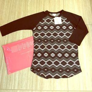LuLaRoe Tops - LuLaRoe Randy Shirt
