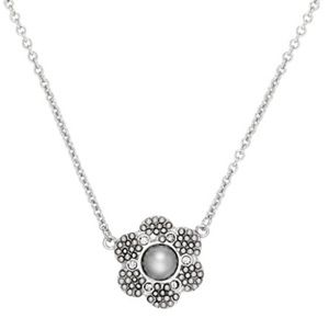 kate spade Jewelry - New KATE SPADE Park Floral Mini Pendant necklace