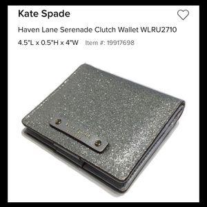 kate spade Handbags - Kate Spade - NWT Glitter Haven Lane Serenade