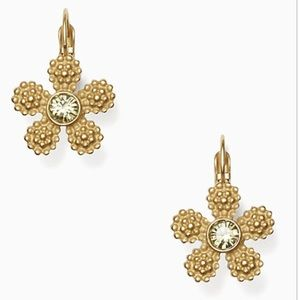 Last 1 ♠️ Kate Spade Marguerite Leverback earrings
