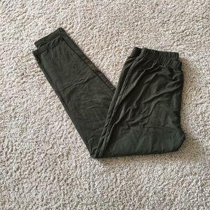 7d99cff08359e Always Pants | Plus Size Olive Green Leggings | Poshmark