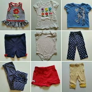 Kids Headquarters Other - Bundle of Clothes 18-24m