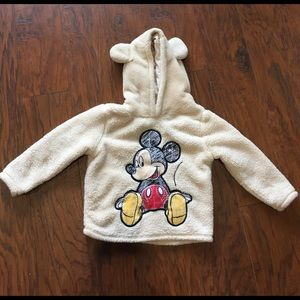 Disney Other - Adorable Disney Mickey Mouse sweatshirt size 24m