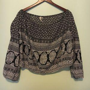 elan Tops - Hippie shirt LOW PRICE