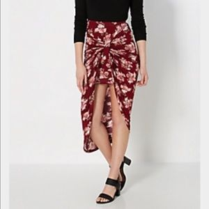 Rue21 Dresses & Skirts - ❌FIRM PRICE❌ Knotted Split Skirt
