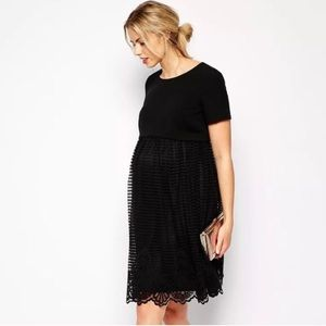 ASOS Maternity Dresses & Skirts - ASOS Black Maternity Dress