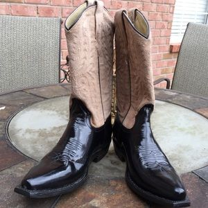 Stetson Shoes - Yeehaw Stetson size 6.5 leather boots