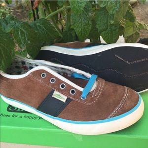 Simple Shoes - Simple Brand Eco Sneaks Bison NIB 8