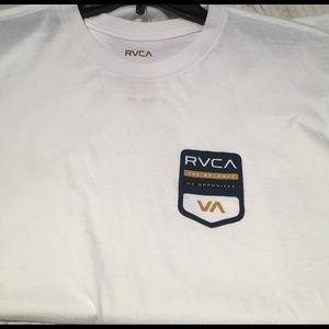 RVCA Other - RVCA  white shirt NWT