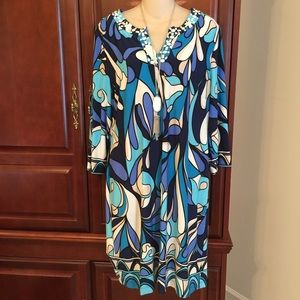 Chico's size 2 (large) gorgeous dress