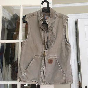Carhartt Jackets & Blazers - Distressed Carhartt Vest