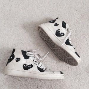 Comme des Garcons Shoes - Converse Comme des Garcons pro white 7M/ 8.5W