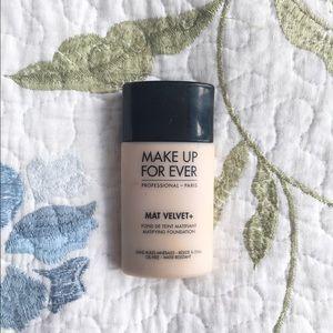 Makeup Forever Other - Makeup Forever Foundation