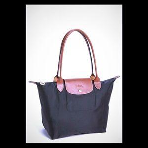 Longchamp Handbags - Authentic Saks fifth Ave. Medium Longchamp Bag