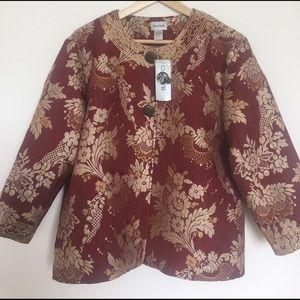 Chico's Jackets & Blazers - CHICO'S Vintage Dream Allaro Jacket