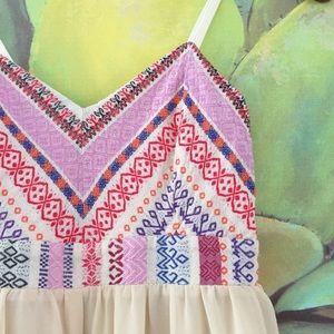 Flying Tomato Dresses & Skirts - Tribal Print Dress