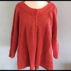 Cato Sweaters - Single-Button Cardigan