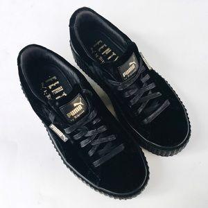 FENTY by Rihanna Velvet Creeper Sneaker