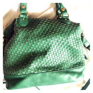 Deux Lux brand bag.