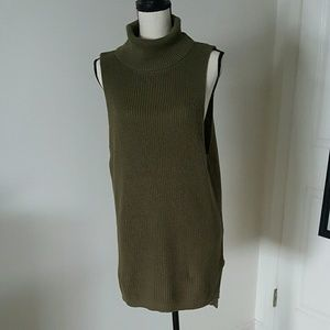 bp Sweaters - NWOT (Nordstrom)BP. Sleeveless Turtleneck Sweater