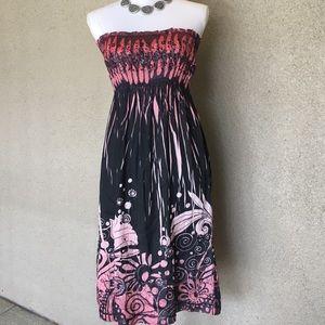 Lapis Dresses & Skirts - LAPIS OMBRÉ SEQUIN DRESS
