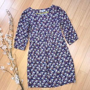 BODEN purple dot dress, 2.