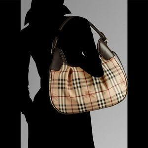 Burberry Handbags - Burberry Hobo