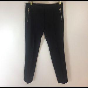 Zara Pants - Zara Creased Black Pants