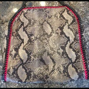Stella McCartney Handbags - 🎉24 hour sale Stella McCartney Limited Python bag