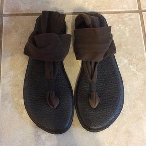 Sanuk Shoes - Sanuk Yoga Slings, size 9