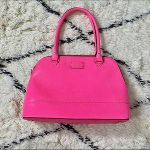 d15ec0102280 ... Hot pink Kate spade ♤ purse ...