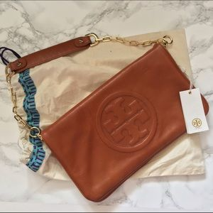 Tory Burch Handbags - Tory Burch clutch. New with tags.